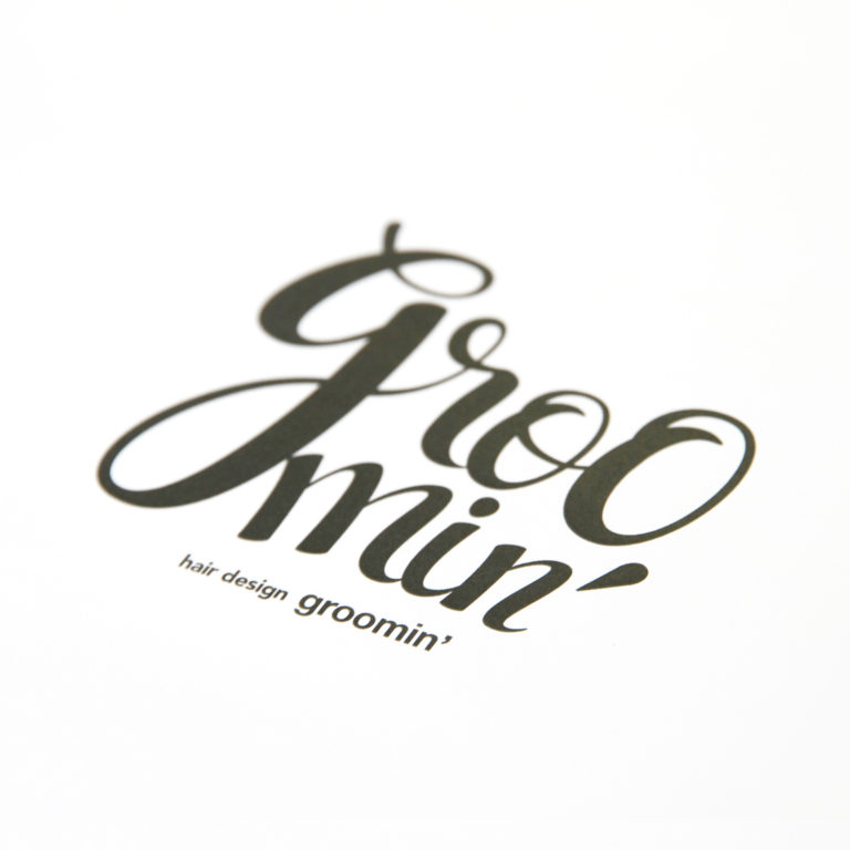 HAIR SALON / LOGO TYPE
